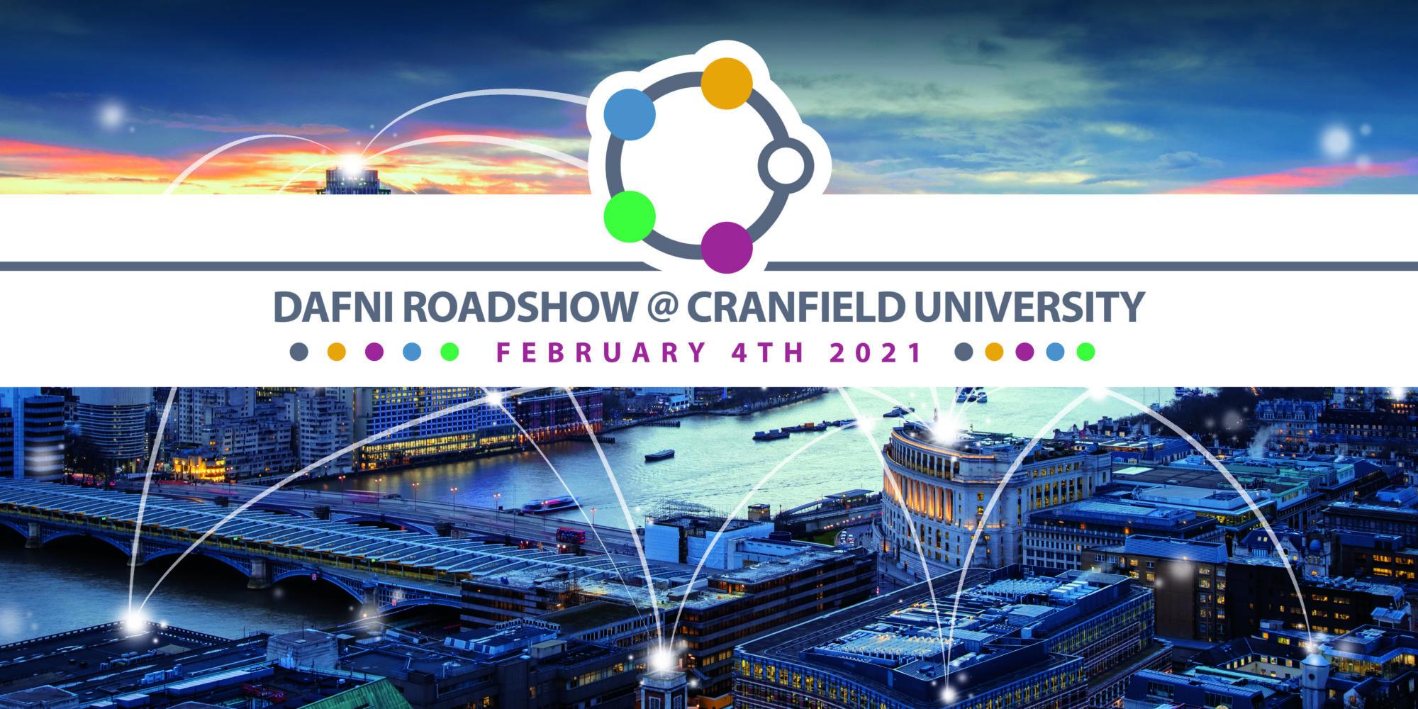 Cranfield University Roadshow